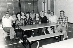 Somerniemi-Seuran perustamiskokous 8.6.1975